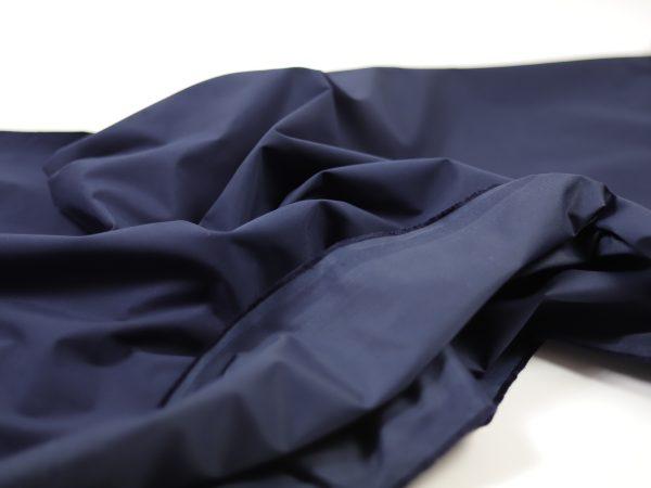 Fashion Trench Coat Gabardine   navy matte
