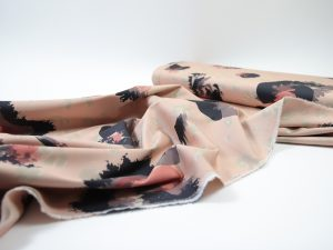 Fibremood Alix Skirt | Light Stretch Cotton tiger