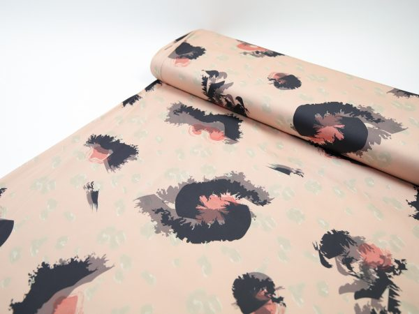 Fibremood Alix Skirt   Light Stretch Cotton tiger