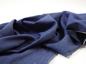 Fibremood Debra Dress & Rozan Blouse | Cotton Chambray mid denim
