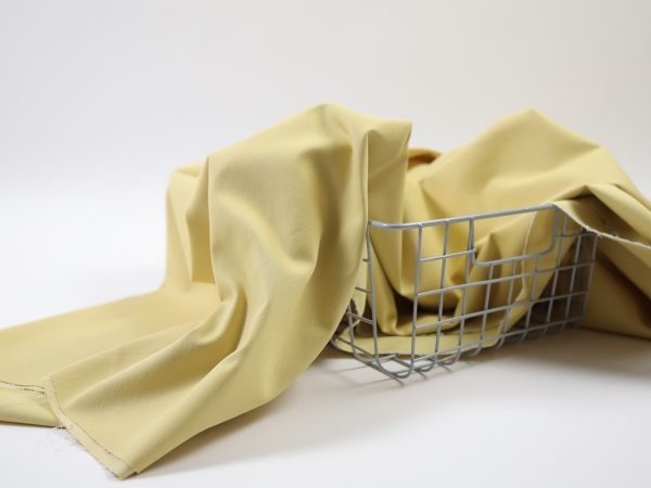 Fibremood Babette & Tulia | Stretch Denim light yellow