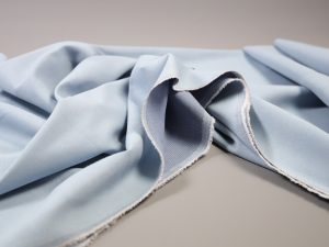 Baumwolle Leinen Soft Doubleface Twill | light denimblue