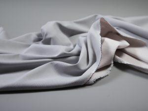 Baumwolle Leinen Soft Doubleface Twill | light grey