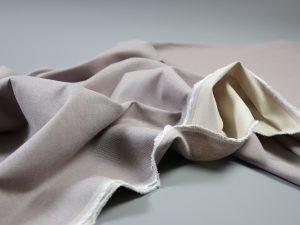 Baumwolle Leinen Soft Doubleface Twill | taupe