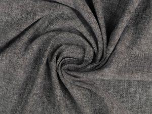 Leinen Baumwolle black