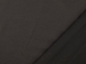 Fashion Trench Coat Gabardine | black matte