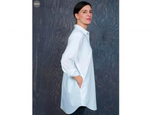 The Assembly Line | Oversized Shirt XS-L | Papierschnittmuster englisch