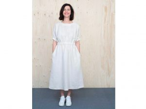 The Assembly Line | Cuff Dress XS-L | Papierschnittmuster englisch