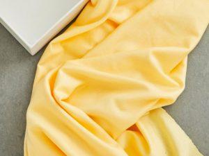 Meet Milk Basic Stretch Jersey mit TENCEL™ Fasern mellow