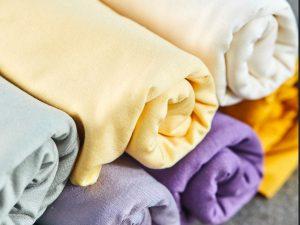 Meet Milk Basic Stretch Jersey mit TENCEL™ Fasern Summer Collection