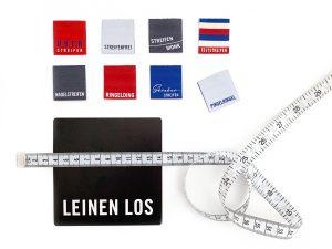 Label Set #mehrEtikette by Prülla & Ännisews | 7. Edition Streifen