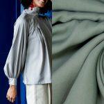 Fibremood Rozan, Bloom & Grace | Woven Lyocell dust green