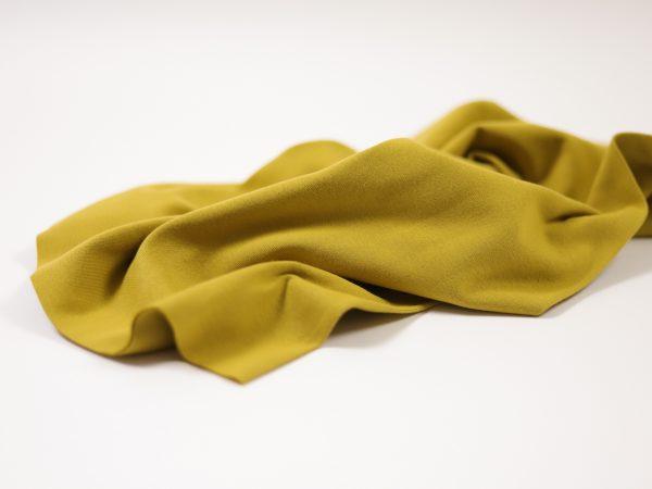 Fibremood Bündchenstoff mustard | Mabel, Robin, Joy & Vera