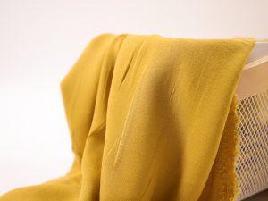 Fibremood Viskose Crêpe   golden