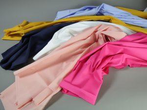 Stretch Popeline F/S21 alle Farben