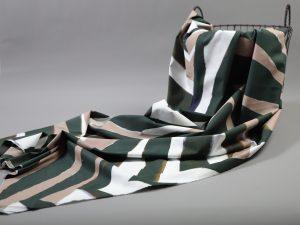Fashion Stretch Popeline   Jungle Camouflage
