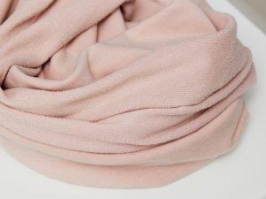 Meet MILK Light Terry Sweat mit TENCEL™ Fasern powder pink