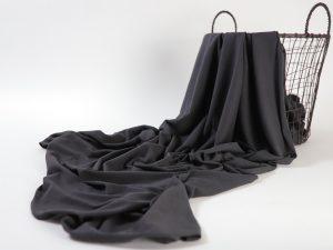 Fashion T-Shirt Jersey aus Produktionsüberhang | dark grey