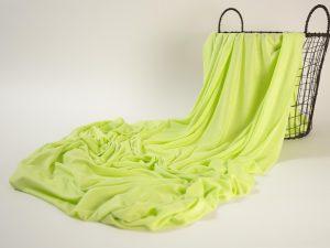 Fashion T-Shirt Jersey aus Produktionsüberhang | apple