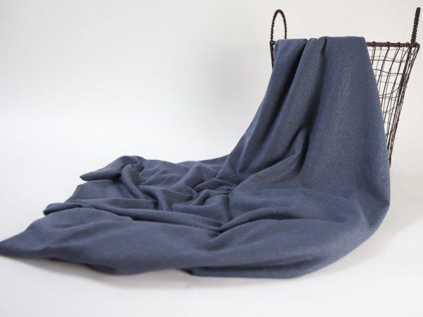 Linen- Cotton T-Shirt Jersey | fog