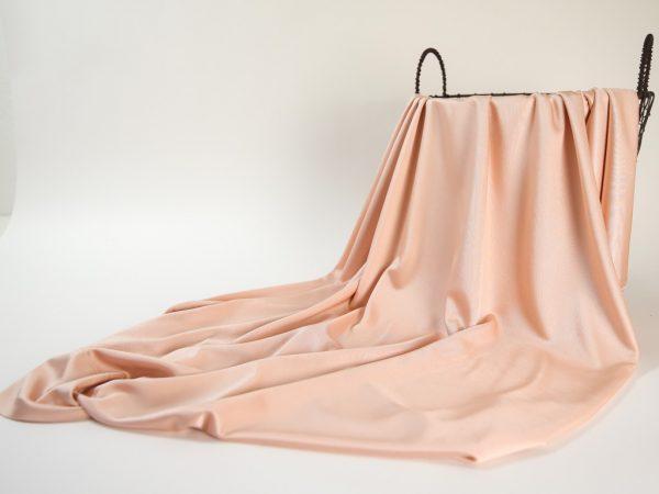 Techno T-Shirt Jersey aus Produktionsüberhang | gleaming rose