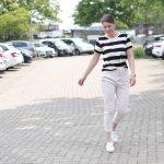 clarasstoffe The Boyfriend T | ebook Schnittmuster Gr. 34 - 50