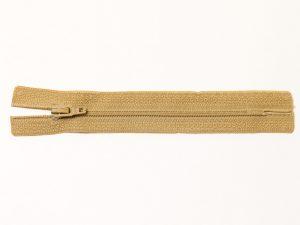 Hosen Reißverschluss 12 cm | sand