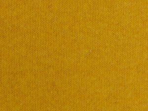 Bono | Angerauter Baumwoll Feinstrick | zitronengelb
