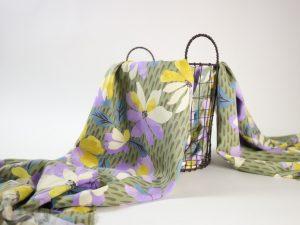 Viskose Twill | Big Summer Flowers