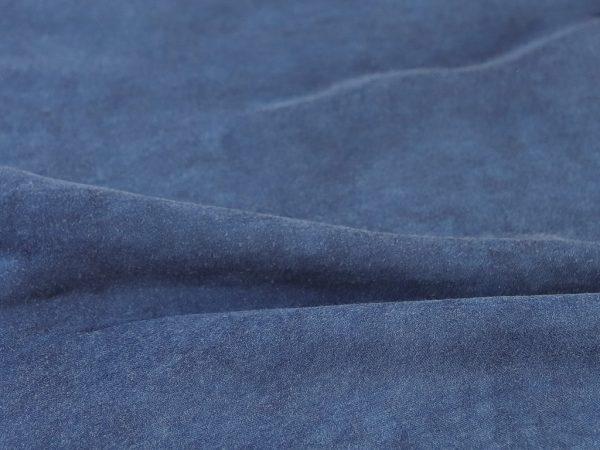 Vintage Viskose Denimlook | denimblue