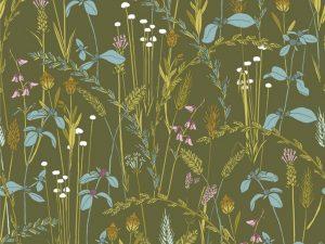 Cloud9 Fabrics Baumwolle Grasslands Little Grasses