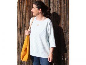 Nähzimmer-Collection | Maritimes Shirt Papierschnittmuster Gr. XS-XL