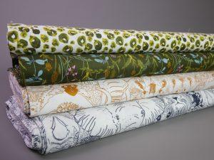 Cloud9 Fabrics Baumwolle Grasslands