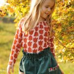 Retro Tulip by Cerry Picking | Viskose Webware | hellrosa