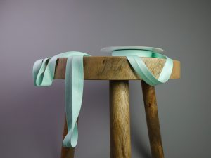 Jersey Schrägband elastisch | mint