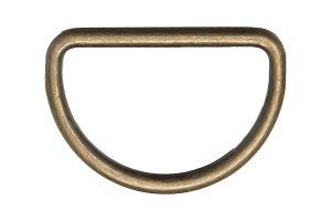 D-Ring altmessing | 30 mm | 1 Stück