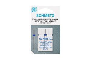 Schmetz Zwillingsnadel Stretch No. 4,0/75