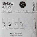 Label Set #mehrEtikette by Prülla & Ännisews | Kids Special 1