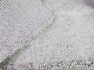 Shaket Fabric mit Mohairwolle | hellgrau