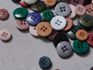 Meet MILK   Plain Corozo Button