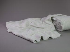 Soft Waffle Knit   light grey