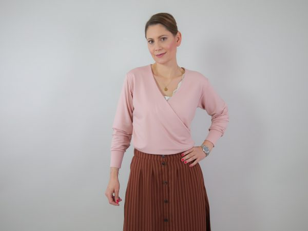 DIY Kit Chiara powder pink   Timeless Chic Originals Collection