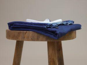 DIY Kit Bea Jeansbluse denimblue | Timeless Chic Originals Collection