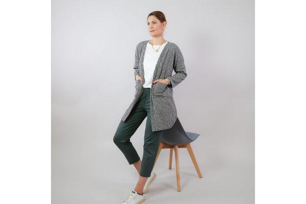 Outfit Bundle Palina dark sage City   Timeless Chic Originals Collection