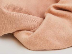 Organic Basic Brushed Sweat | rose