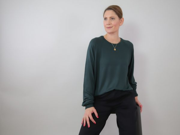 DIY Kit Sue deep green | Timeless Chic Originals Collection