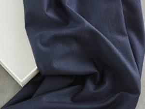 Meet Milk Basic Stretch Jersey mit TENCEL™ Fasern | dark navy