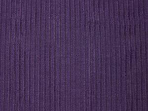 Meet Milk Derby Ribbed Jersey mit TENCEL™ Fasern | purple night