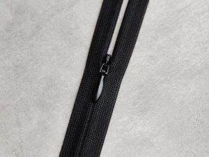 Meet Milk   Invisible Zipper 60 cm   black