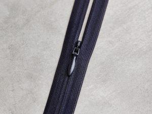 Meet Milk   Invisible Zipper 60 cm   dark navy